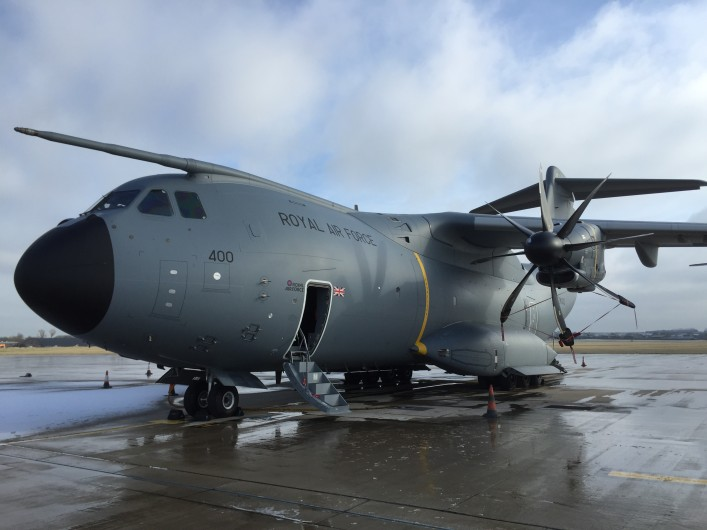 Osprey completes A400M aircraft Safety Case