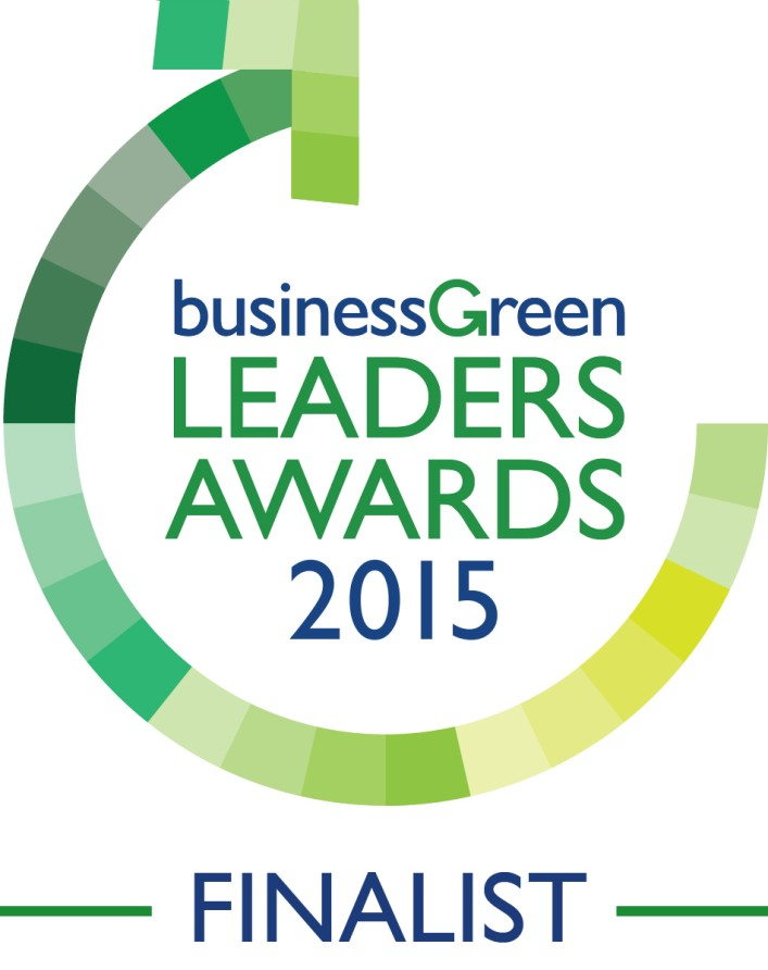 Osprey is delighted to be shortlisted at the BusinessGreen Leaders Awards 2015