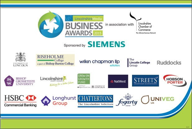 We've been shortlisted at the Lincolnshire Business Awards 2015