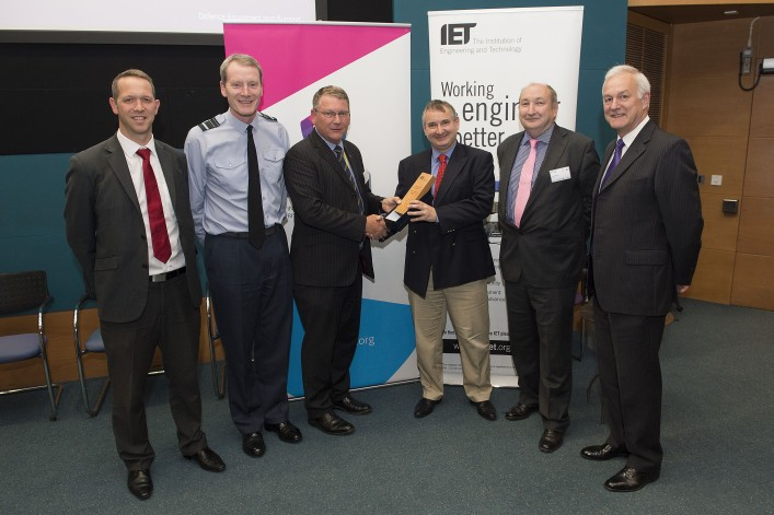 Osprey and MOD A400M PT win prestigious IET 'Innovation in Safety' Award