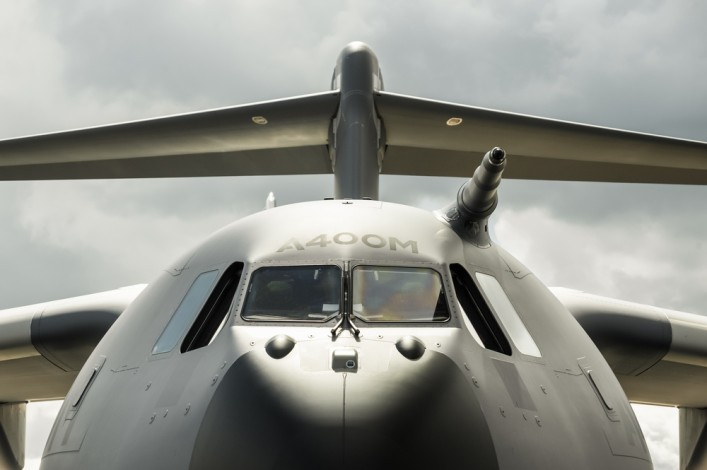 Osprey wins competition to provide continued Platform Safety Assessment support to the A400M PT