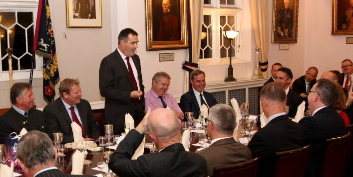 Osprey hosts influential ATM Directors from across Europe at The Tower of London