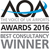 AOA Awards 2016 Best Consultancy Winner