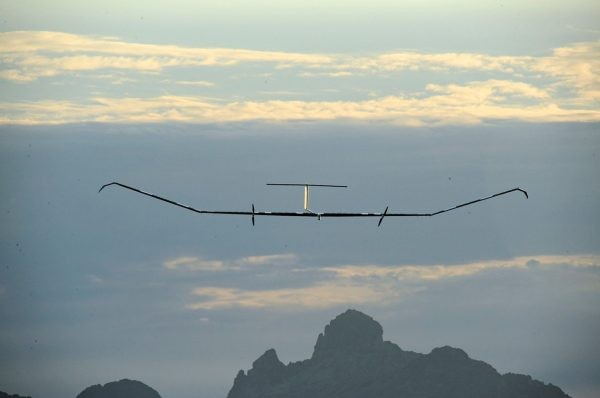 Osprey wins new contract with Airbus to provide safe separation assessment of the Zephyr-S Unmanned Aircraft