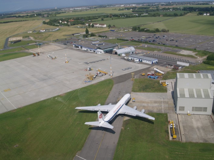 Manston Development Consent Order Accepted for Examination