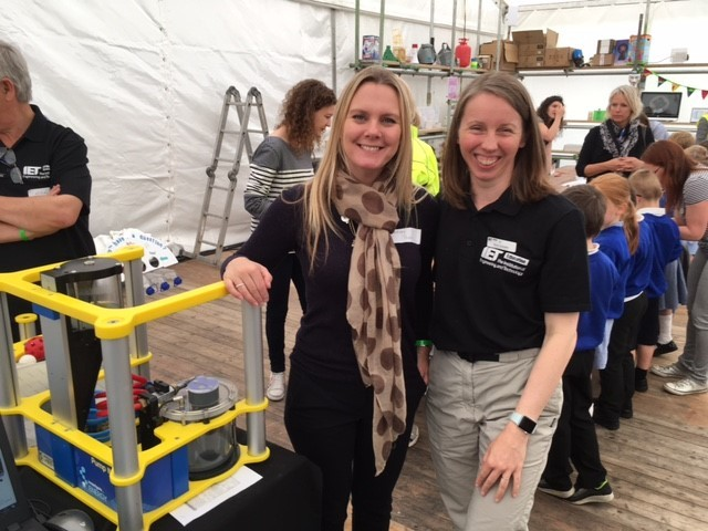 Inspiring the next generation at the Cheltenham Science Festival