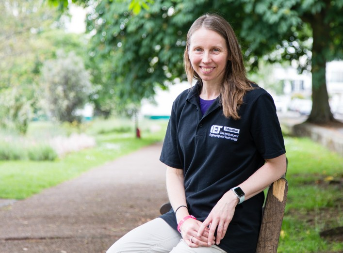 Nicole Saunders recognised as one of the Top 50 Women in Engineering