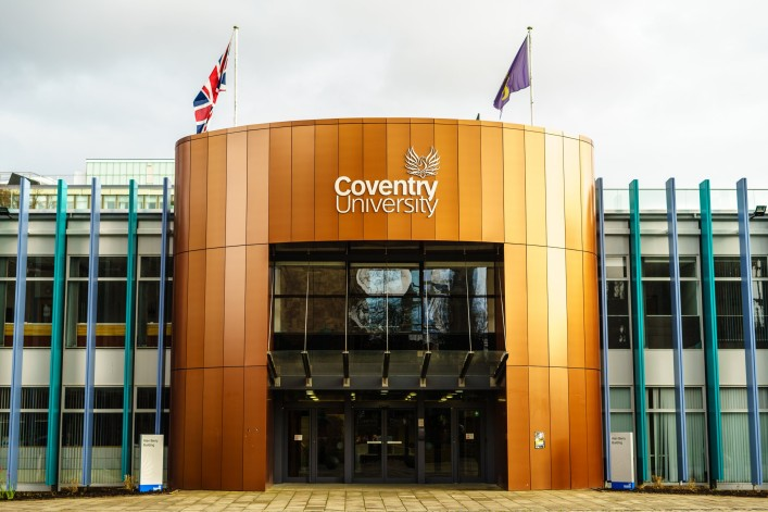 Osprey graduate to deliver guest lecture to Coventry University BSc Aviation Management students