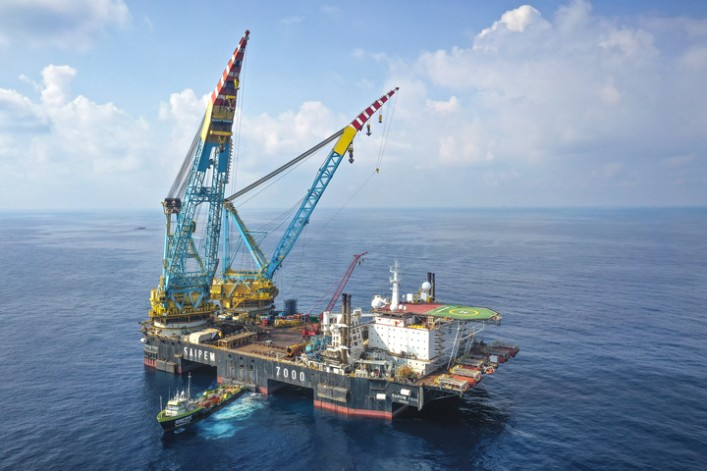 Neart na Gaoithe Wind Farm enters the first phase of offshore construction