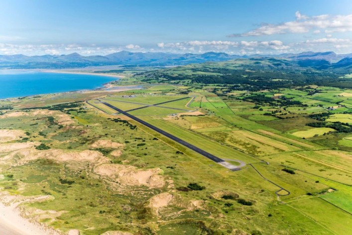 Snowdonia Aerospace Centre launches public consultation for Llanbedr Airfield