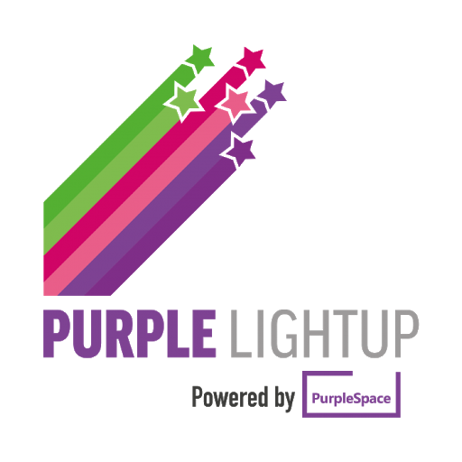 Osprey celebrates #PurpleLightUp Day