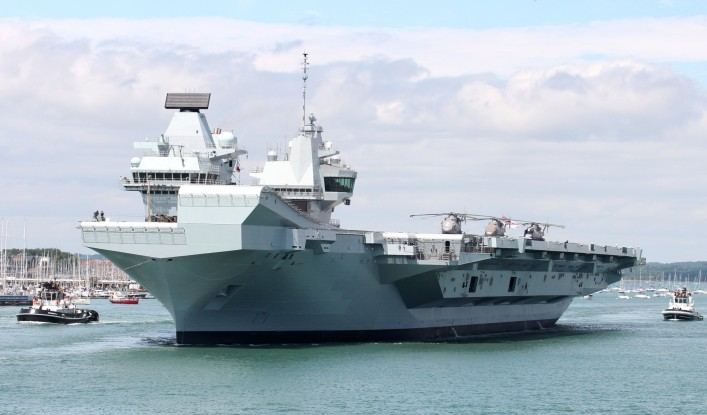 Providing specialist ATM support to the in-service UK maritime surface fleet