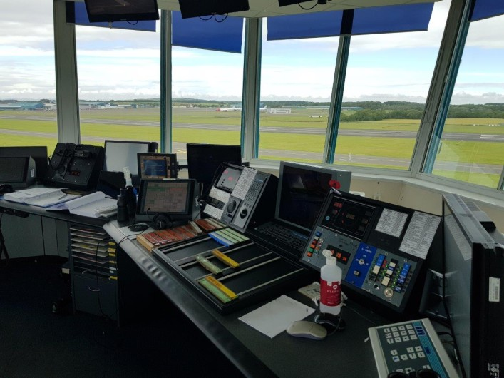 Osprey assist airports in the delivery of Radar in the Tower capability