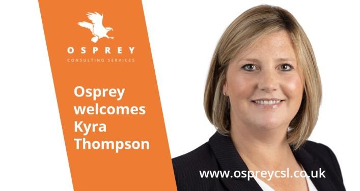 Osprey welcomes Kyra Thompson