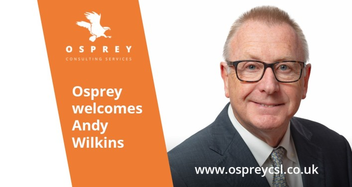 Osprey welcomes Andy Wilkins